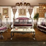 Modern purple grace indoor sectional sofa set / new modern sofa design / China imported garden furniture G1102