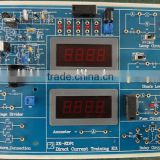 Teaching aid equipment,scientific equipment,Electronic training kit,DC Circuits Training kit