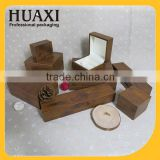 OEM luxury wooden jewelry box wholesale bracelet packaging box                                                                                                         Supplier's Choice