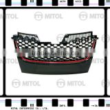 For Volkswagen Golf Mk5 GTI Front Grille 04-08 Car Grills Auto Parts