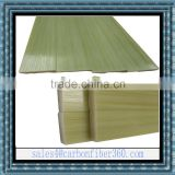 High Strong polyurethane resin Fiberglass bars, Pultruded polyurethane Flat Fiberglass bars