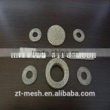 High quality Anti shock wire mesh exhaust gasket/klingrite gasket (Professional manufacturer)