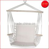 55 X 100CM New swing hanging chair with armrest Swing hammock seat swing chair swing hommock