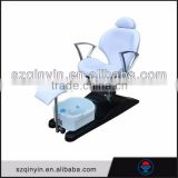 Best-selling durable ZDC-105 foot massage basin with CE approval portable pedicure chair