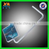 china manufacturer quality zinc alloy full use crane hook (xdm-h010)