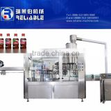 New Type Automatic Soft Drink Bottling Machine