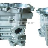 OEM aluminium alloy metal mould die casting multi-cylinder fuel injection pump body