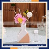 promotional items for 2016 Customized souvenir gift Glass Bottle perfumes and fragrances Reed Diffuser Whole Set