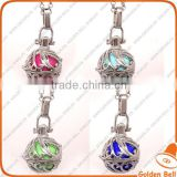 2015 hot sale fashion jewelry necklace, engelsrufer necklace with bell beads
