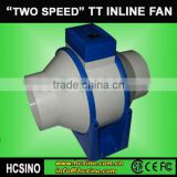 In-Line Mixed Flow Extractor Fan with Speed Control