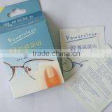 Disposable Biodegradable Glass Cleaning Wet Wipe