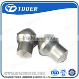tungsten carbide buttons of DTH tool bits for rock and mining drill