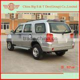assemble Chinese 6490 model 4wd diesel SUV with turbo as good as hyundai suv specially in Africa