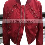 Clearance Sale Woman Bomber Jacket Various Colors In-stock quick delivery Clearance online