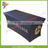 Holiday promotional decorative table covers