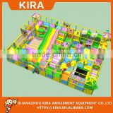 Children training adventure play equipment for shopping mall