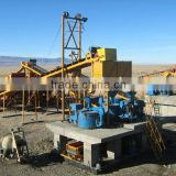 New crushing stone Application aggregate granite stone crushing plant