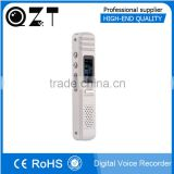 8G Mini hd long distance nosie cancelling audio dictaphone MP3 music player up to 6H Play digital voice recorder