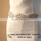 High quality bridal accessories bridesmaid sash