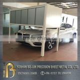 New product custom storage box cabinet for car parking
