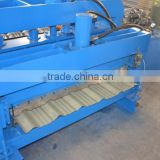 Nigeria Type Corrugated Roof Sheets Rolled Form Machinery For Metal Roofing Tile Making Machine