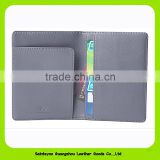 Faux genuine leather organizer travel wallet rfid wholesale 15224