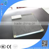 Lastest product low-iron tempered thick glass 12mm thick toughened glass