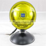 Round Halogen Clear/Yellow Screw Auto Light With 11 Years Gold Supplier In Alibaba (XT510)