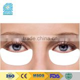 New 2016 Hydrogel Self Adhesive Eye Patch Colagen CE Certification