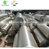 LN2 Liquid Nitrogen High Working Pressure 3.5MPa Cryogenic Liquid Cylinder Tank
