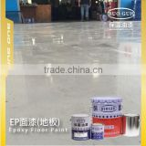 (SOLVENT TYPE) MADE IN TAIWAN NON TOXIC EPOXY RESIN AND HARDENER WAREHOUSE FLOOR PAINT