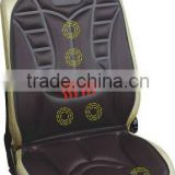 6-Motor Full Body Heated Massaging Seat Cushion