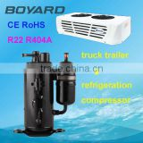 mini freezer spare parts for cold room 0.75 hp freezer compressor r404a QXD-13K replace hitachi compressor