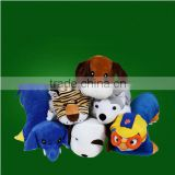 Anti-snore New Style Funny Animal Shape Cartoon Latex Pillow