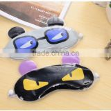 Promotional Full Color Print Panda Eye Mask