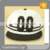5 Panel With Gold Stamp And Embroidery Craft Hip-Hop Cap Snapback Hat Wholesale China Low Price