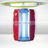 Solarium manufacturer offer vertical solarium tanning bed with CE certification