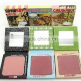 New The Blam Blusher Makeup Palette Foundation powder makeup set