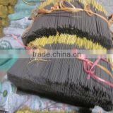 "Black Incense Sticks 8""Made Machine, best price, www.tuanminhexport.com"