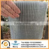 Hot dipped galvanized weld wire mesh fencing chicken coop rabbit cage welded wire netting