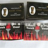 Silver indonesian charcoal 9*2.5*1.2cm