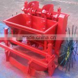Small Potato Planter with Fertilizer Function for Walking Tractor