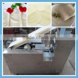 CE approved samosa pastry sheet machine/dumpling skin making machine/dumpling sheet machine