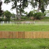 high quality and low price bamboo fencing for landscape