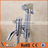 Bathroom faucet toilet shattaf hand bidet spray combination toilet shower