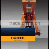 MH,MHB,MG,MC,MDG,MDC,MDZ TYPE Double Grider and Single Grider Semi Gantry Cranes