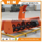 Snow Blower Attachments For Engineering Vehicle