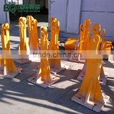 Steel made and new Fixing Angle for tower crane & standard mast section for tower crane (L46A1)