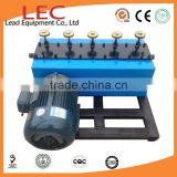 Post-tensioning Tendon Prestressing Strands Wire Pusher Machine For Flat Slabs
