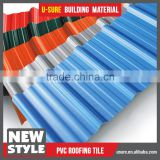 Organic solvent factory fiber roofing sheets